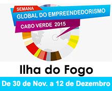 Semana Global Empreendedorismo - Fogo